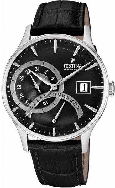 Мужские часы Festina F16983/4 цена и фото