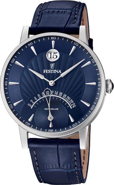 Мужские часы Festina F16984/3 мужские часы festina f20271 3