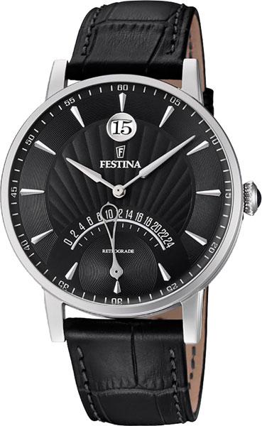 Мужские часы Festina F16984/4 мужские часы festina f20339 4