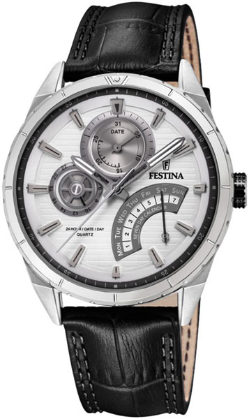 Мужские часы Festina F16986/1 мужские часы festina f16872 1