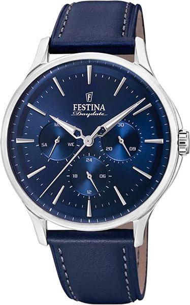 Мужские часы Festina F16991/3 цена и фото