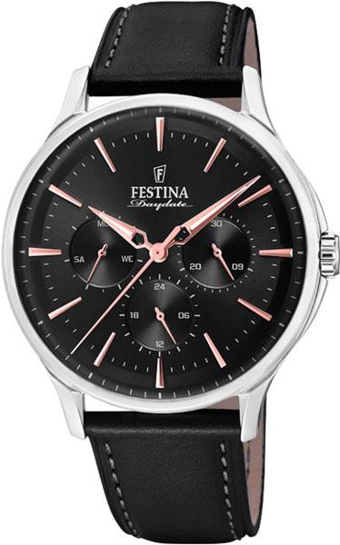 Мужские часы Festina F16991/4 цена и фото