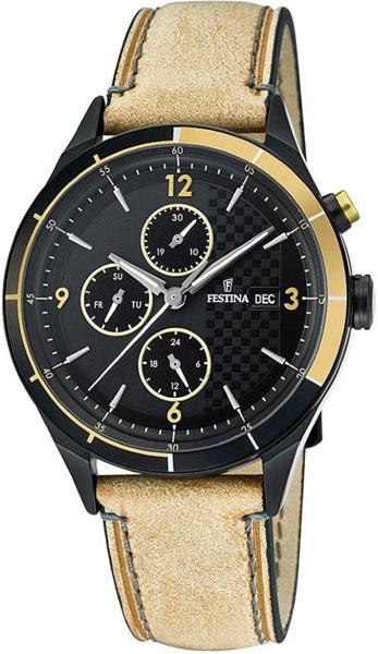 Мужские часы Festina F16994/1 мужские часы festina f16872 1