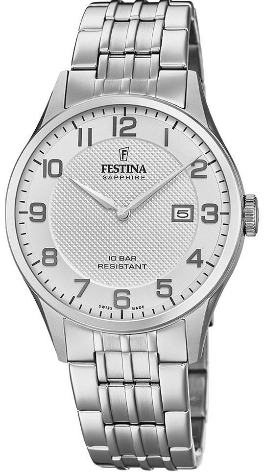 Мужские часы в коллекции Classic Мужские часы Festina F20005/1 фото
