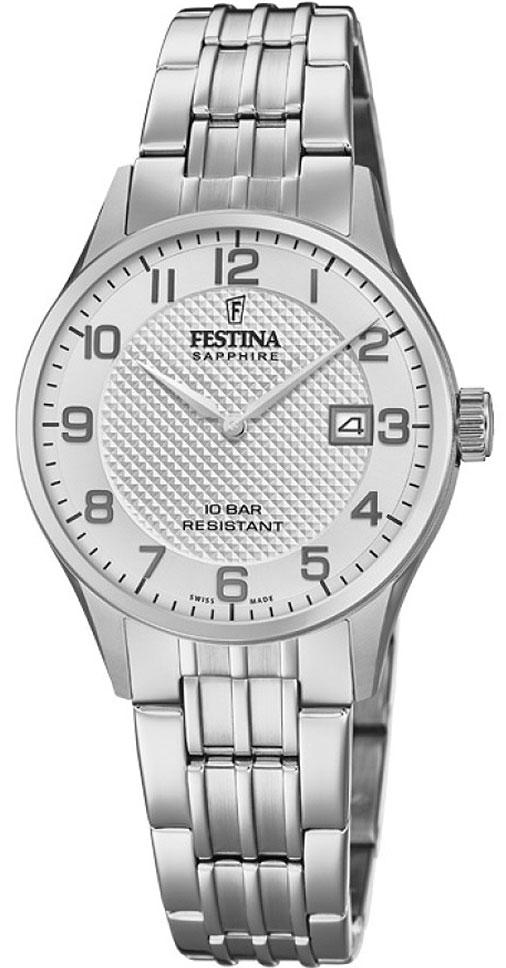 Фото - Женские часы Festina F20006/1 наручные часы festina f6828 1