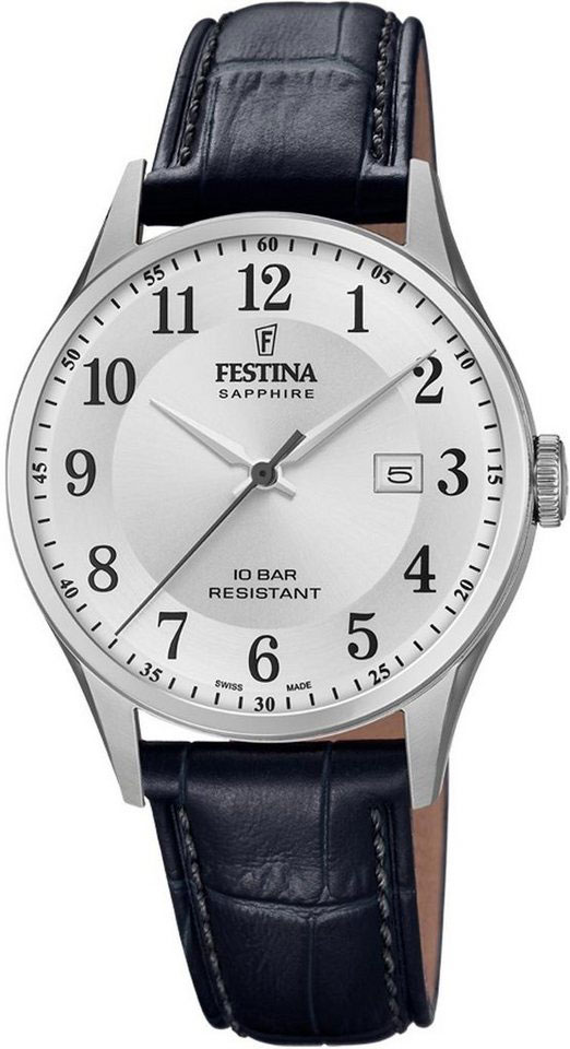 купить Мужские часы Festina F20007/1 дешево