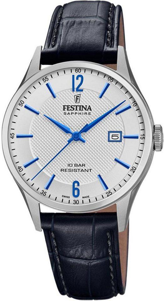Мужские часы Festina F20007/2 мужские часы festina f20276 2