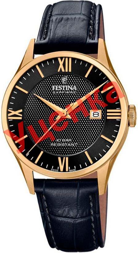 Фото - Мужские часы Festina F20010/4-ucenka мужские часы festina f20536 4