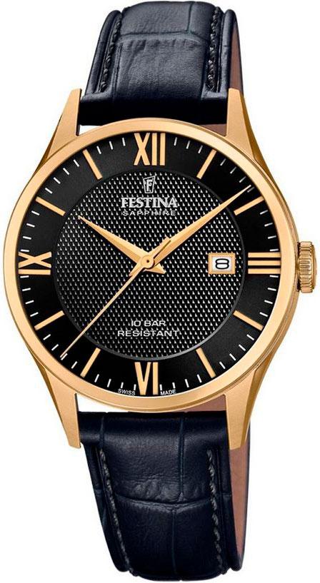 Фото - Мужские часы Festina F20010/4 мужские часы festina f20536 4