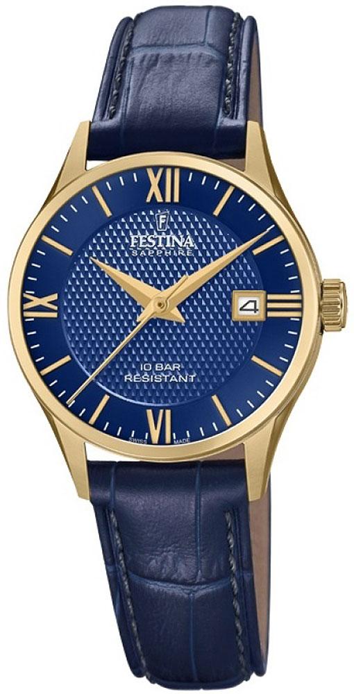 Женские часы Festina F20011/3 цена