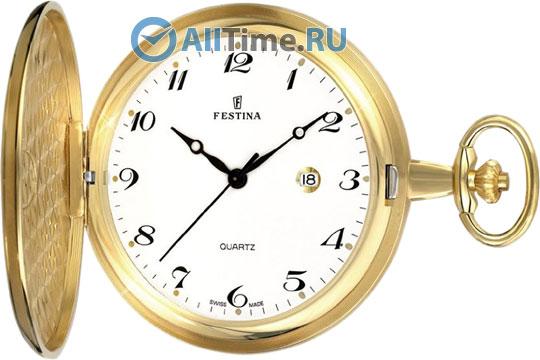 Мужские наручные часы в коллекции Карманные часы Festina