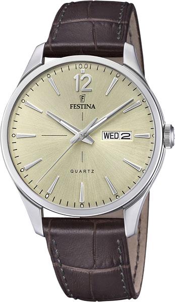 Мужские часы Festina F20205/1 festina f16866 1