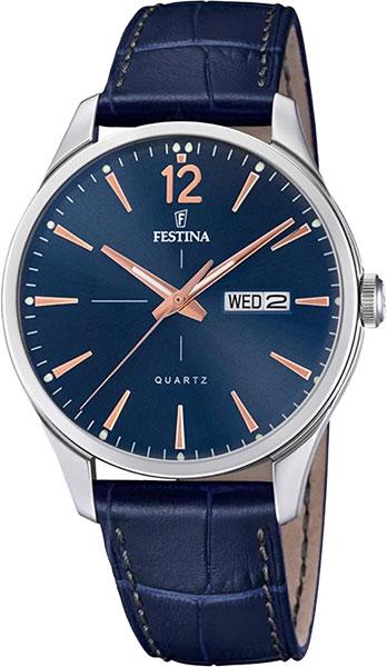 Мужские часы Festina F20205/3 festina f16885 3