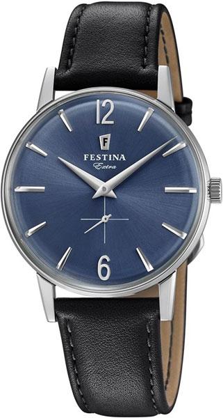 Мужские часы Festina F20248/3 цена 2017