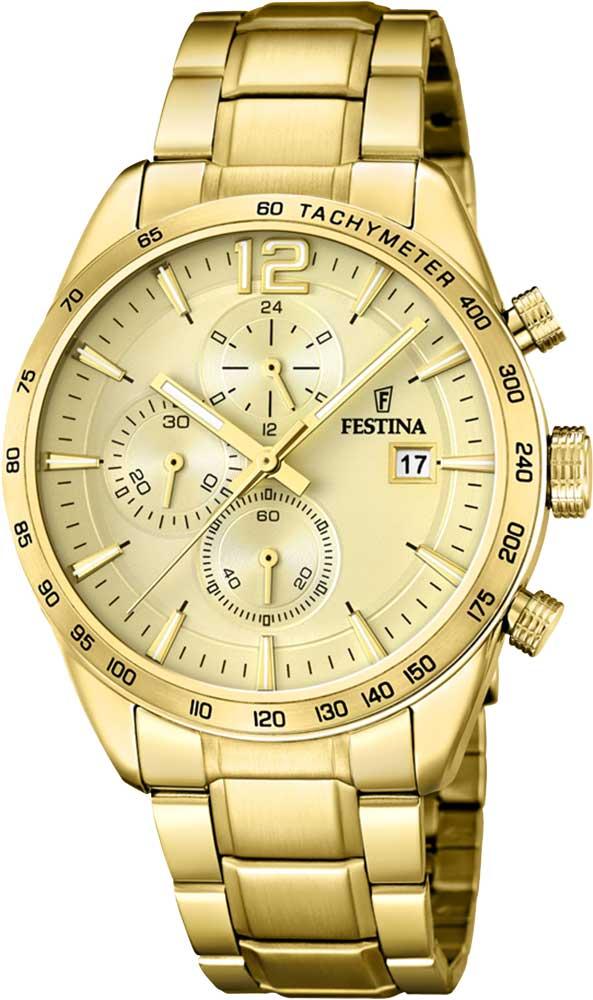 Мужские часы в коллекции Prestige Мужские часы Festina F20266/1 фото