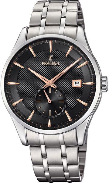 Мужские часы Festina F20276/4 цена и фото