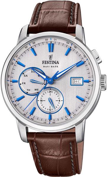 Мужские часы Festina F20280/2 мужские часы festina f16652 2