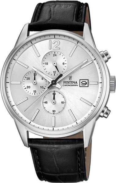 Мужские часы Festina F20284/1 jaguar часы jaguar j800 3 коллекция clair de lune