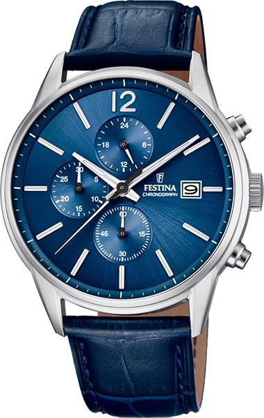 Мужские часы Festina F20277/2 Мужские часы Citizen BM1290-54F