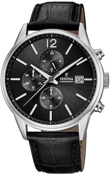 Мужские часы Festina F20284/4 все цены