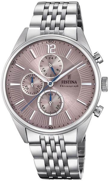 Мужские часы Festina F20285/2 цена и фото