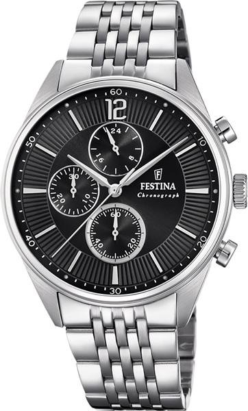 Мужские часы Festina F20285/4 все цены