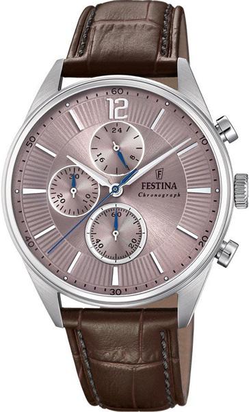 Мужские часы Festina F20286/2 мужские часы festina f20276 2