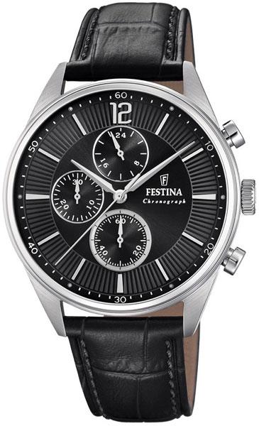 Мужские часы Festina F20286/4 все цены