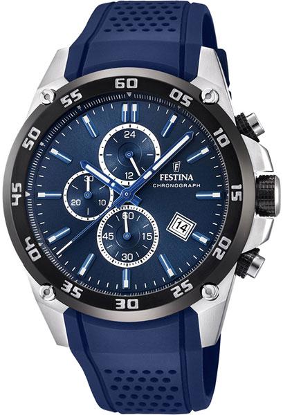 Мужские часы Festina F20330/2 цена