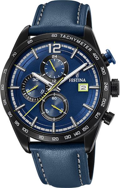 цена Мужские часы Festina F20344/2 онлайн в 2017 году