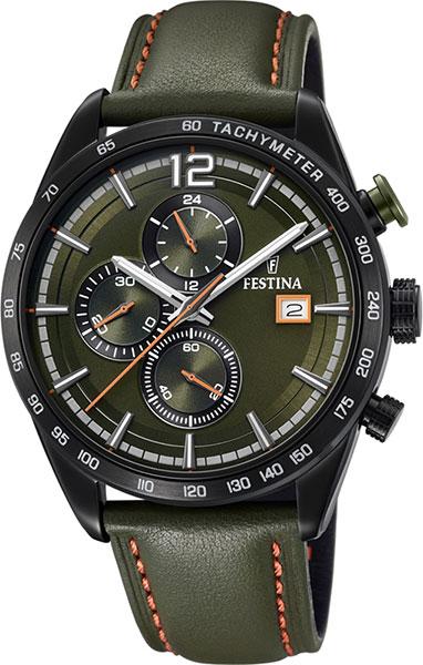 лучшая цена Мужские часы Festina F20344/6