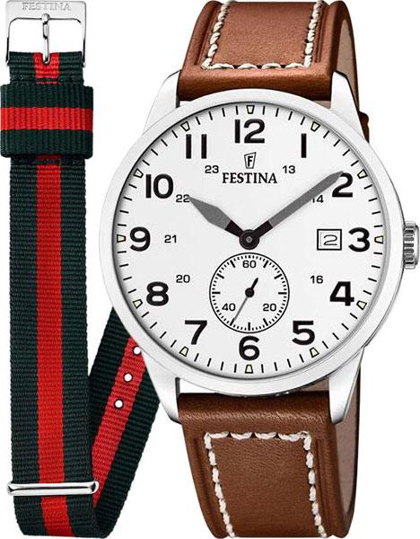 Мужские часы Festina F20347/5 мужские часы festina f16674 1