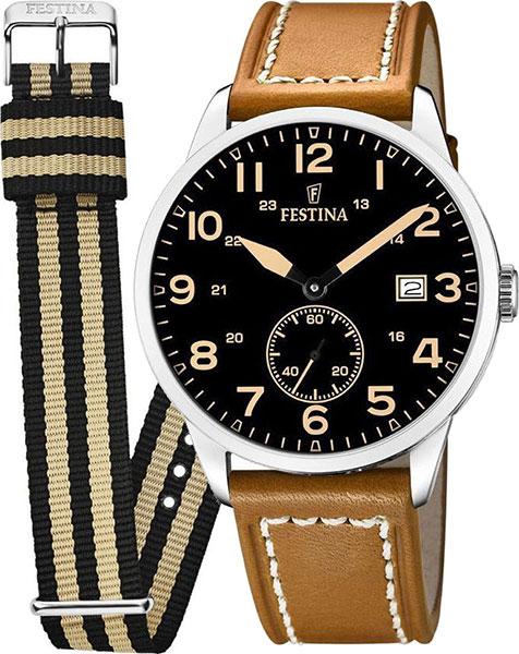 Мужские часы Festina F20347/6 мужские часы festina f16674 1