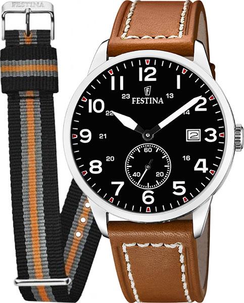 Мужские часы Festina F20347/7 мужские часы festina f16674 1