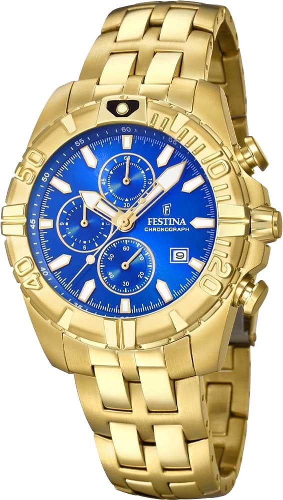 Фото - Мужские часы Festina F20356/2 мужские часы festina f6851 2