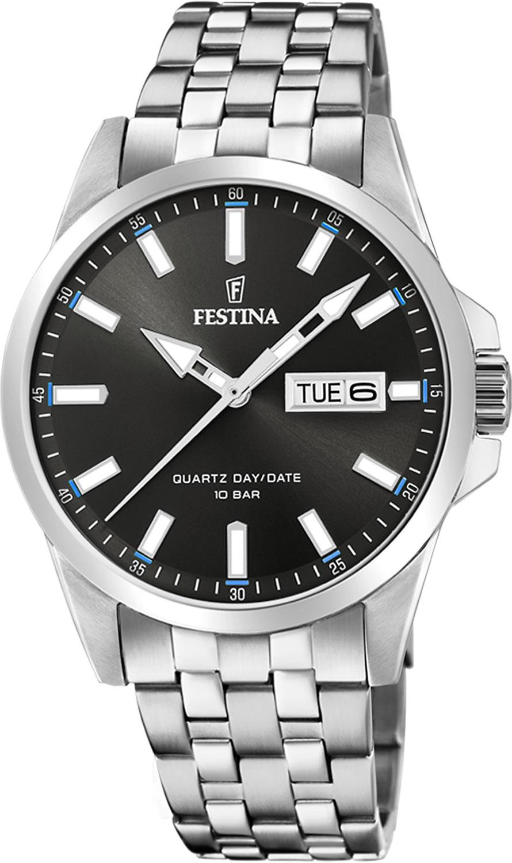 Мужские часы Festina F20357/2 мужские часы festina f20357 4