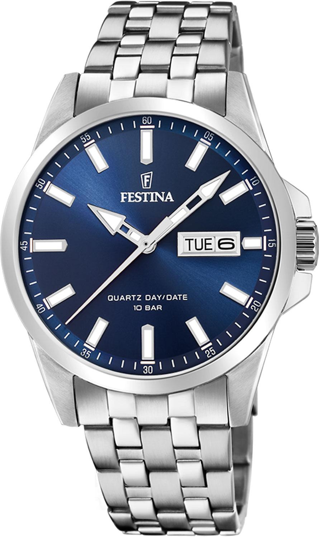 Мужские часы Festina F20357/3 мужские часы festina f20357 4