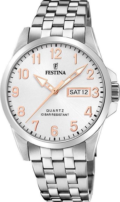Мужские часы Festina F20357/A мужские часы festina f20357 4