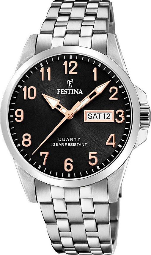 Мужские часы Festina F20357/D барабан сцепления в сборе с корпусом zc11 d 26mm тип 4 7з