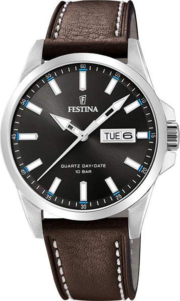Мужские часы Festina F20358/1 мужские часы festina f20271 1