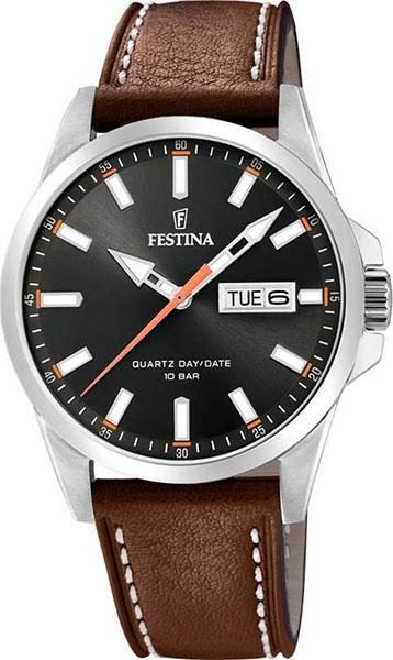Мужские часы Festina F20358/2 festina f16638 2