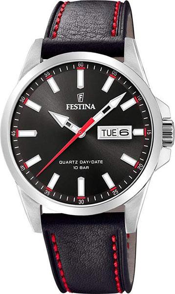 Мужские часы Festina F20358/4 цена и фото
