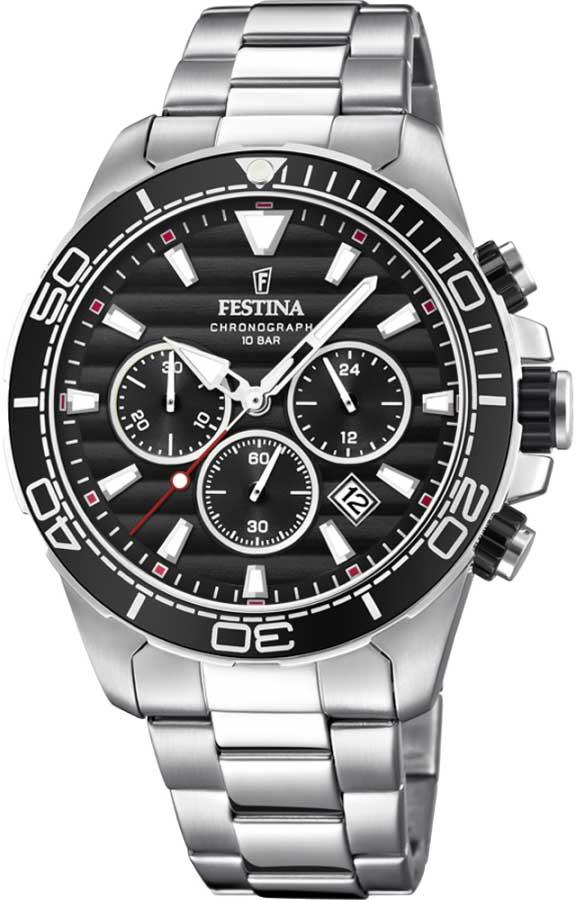 Мужские часы Festina F20361/4 мужские часы festina f20277 4