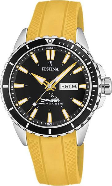 Мужские часы Festina F20378/4 мужские часы festina f20271 4