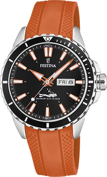 Мужские часы Festina F20378/5 мужские часы festina f20271 5