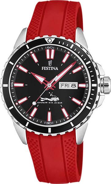 Мужские часы Festina F20378/6 мужские часы festina f20339 6