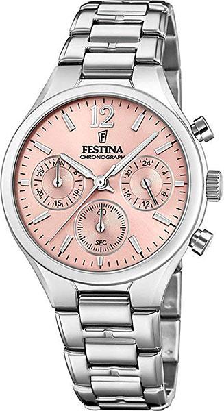 Женские часы Festina F20391/2 все цены