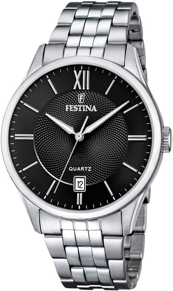 Мужские часы Festina F20425/3 цена 2017