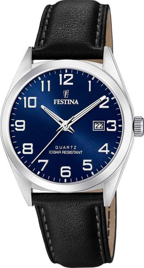 Мужские часы Festina F20446/2 цены онлайн