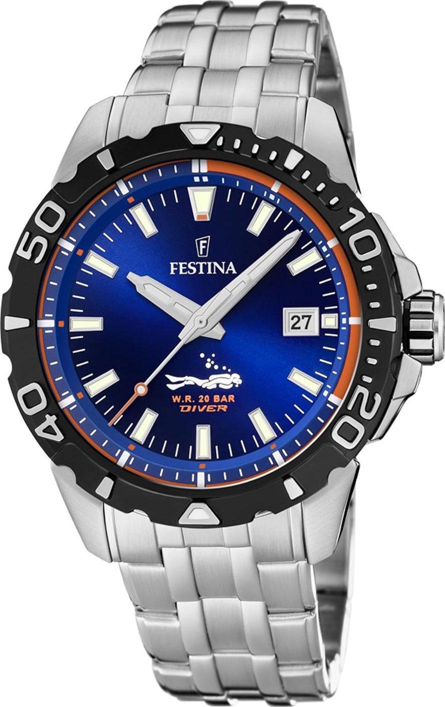 Мужские часы Festina F20461/1 мужские часы festina f16872 1